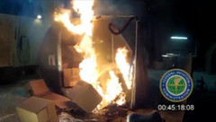 Airlines may consider banning laptops in checked baggage for fear of fires (Source: FAA)