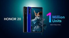Honor announces global availability and prices for the Honor 20 and the U.S. is not included