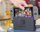 The Nintendo Switch was the top-selling gaming console in the US in 2018. (Source: Nintendo)