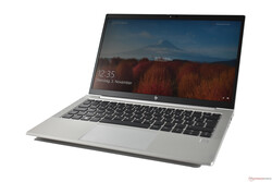 In review: HP EliteBook 835 G7. Test device provided by HP.