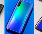 The Xiaomi Mi 9 will be initially available in three colors. (Source: Xiaomi)