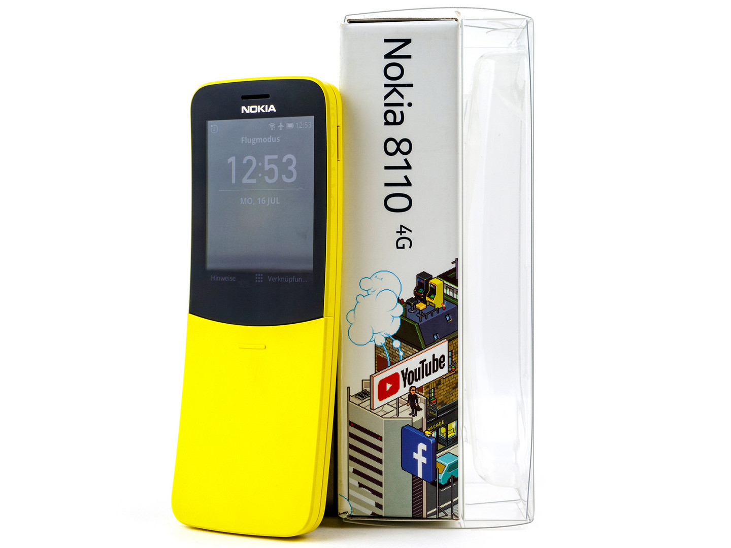 Nokia 8110 4G Cell Phone Review Reviews