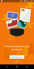Software Alcatel 3X