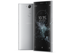 Testing the Sony Xperia XA2 Plus. Test unit provided by Sony Germany
