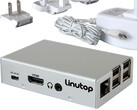 Linutop: Manufacturer presents new mini PCs based on a Raspberry Pi and an Intel Atom processor. (Image source: Linutop)