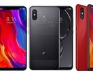 Android 11 won't be coming to the Xiaomi Mi 8 series of smartphones. (Image source: Xiaomi)