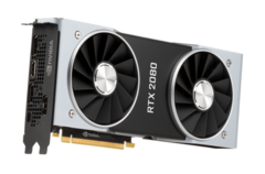 If this proves to be the RTX 2070 card, then the prices for the new cards are more than justified. (Source: PCMag)