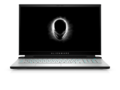 Alienware m17 R4 continues to offer a 360 Hz display option. (Image Source: Dell)