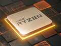 The Ryzen 5 3500 will apparently not support SMT. (Image source: AMD)