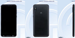 Motorola One Power Android One phablet coming soon (Source: TENAA)