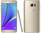 Sprint Samsung Galaxy Note 5 Android phablet gets Marshmallow update