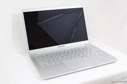 The Samsung Notebook 9 13-inch is one of the lightest ultrabooks available.