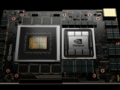 The Nvidia 'Grace' Arm-based CPU leverages its Ampere-based GPU technology for advanced AI processing. (Image: Nvidia)