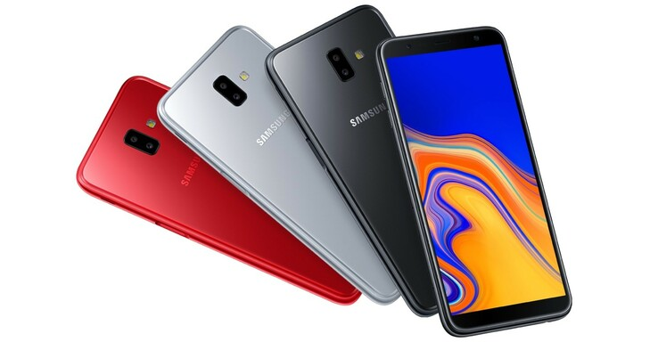 Samsung Galaxy J6+ (2018) Smartphone Review - NotebookCheck net Reviews