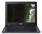 The Acer Chromebook 712 features a 3:2 display. (Image Source: Acer)