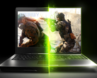 The Max-Q variant of the Nvidia GeForce GTX 1660 Ti allows for usage in slimmer gaming laptops. (Source: Nvidia)