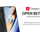 The latest Open Beta for the OnePlus 6T (and 6) is now available. (Source: OnePlus)