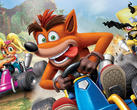 Crash Team Racing Nitro-Fueled was released for the PS4/Switch/Xbox One in 2019. (Image source: Activision)