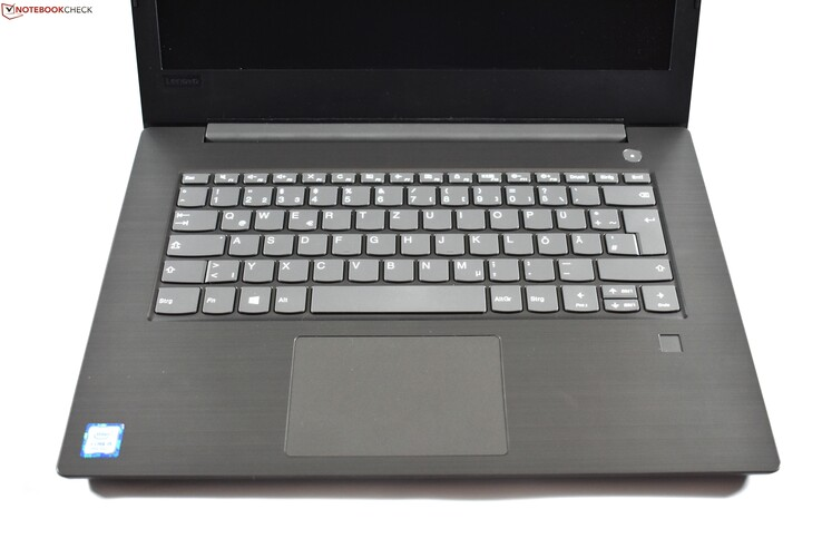 Keyboard area Lenovo V330-14IKB