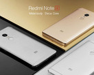 The Redmi Note 4 was released in January 2017. (Source: Gearbest)