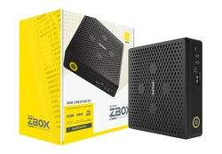 Zotac ZBOX Magnus. Provided by Zotac Germany