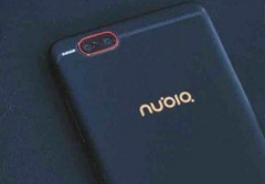 Upcoming Nubia Android smartphone with dual-camera setup, probably the Z17 with Qualcomm Snapdragon 835 processor