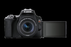 The new Canon EOS Rebel SL3. (Source: Canon)