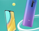 Xiaomi will offer the Redmi 9 in two versions and three colours. (Image source: Xiaomi via Lazda)