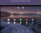 Microsoft Arrow Launcher 3.1 Android app with tablet support