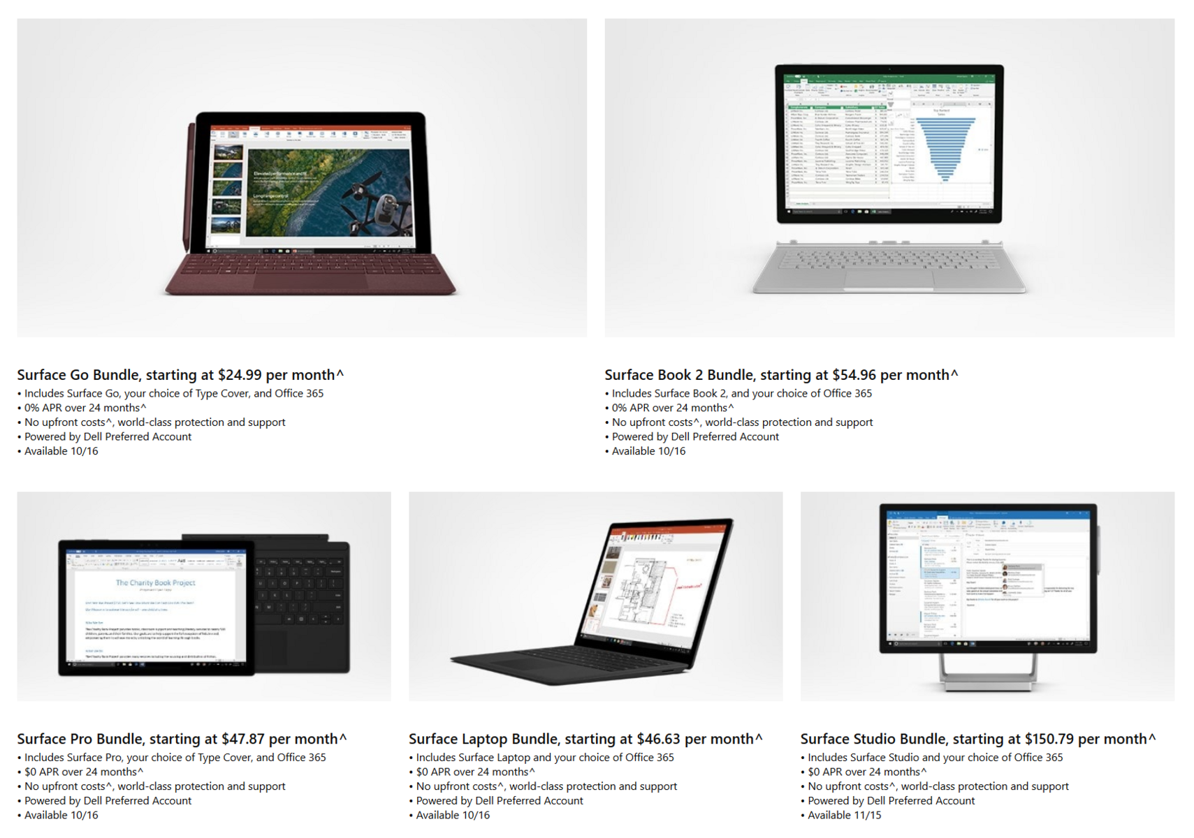 Microsoft launches Surface All Access subscription deals