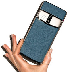 Vertu Constellation luxury smartphone, 2017 edition, coming in February