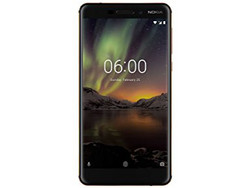Review: Nokia 6 (2018). Test unit provided by HMD Global DE.