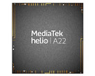 The Helio A22 SoC is designed to provide premium features for entry-level handsets. (Source: MediaTek)