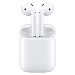 Apple's wireless AirPods can be purchased for $159 USD. (Source: Apple)