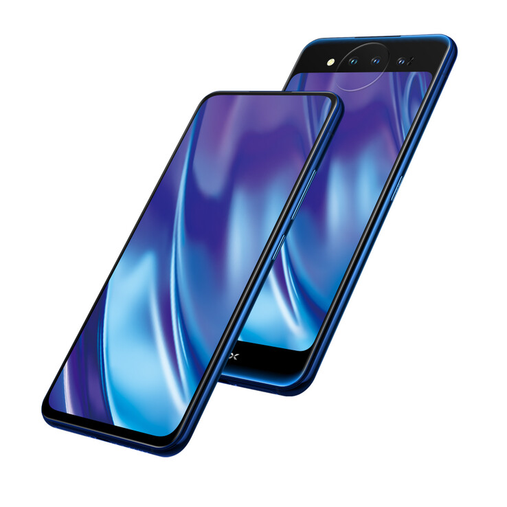 Vivo NEX Dual Smartphone Review - NotebookCheck net Reviews
