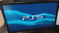 PS5 loading screen or hoax? (Image source: YouTube/Oby 1)