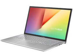 The Asus VivoBook 17 F712FA-AU518T, provided by notebooksbilliger.de