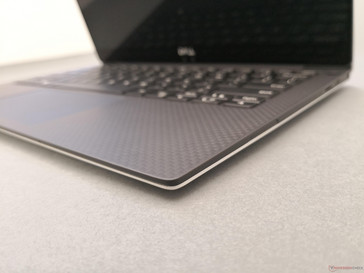 Smooth carbon fiber surface is the same as before