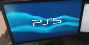 PS5 loading screen. (Image source: YouTube/Oby 1)