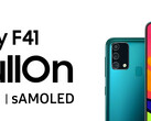 Samsung has finally launched the Galaxy F41. (Source: Samsung)