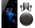 Sony's XZ2 Premium is shipping with free Ear Duo headphones for pre-orders. (Source: Sony)