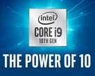 The i9 10980HK improves performance, but at a massive power draw cost (Image source: Intel)