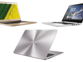 Face Off: Asus Zenbook UX3410UA vs. Acer Swift 3 vs. Lenovo Yoga 510-14IKB