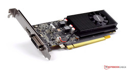 Nvidia GeForce GT 1030: supplied by Zotac Germany