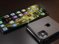 A Galaxy Z Flip-like iPhone foldable concept. (Image: iOS Beta News)