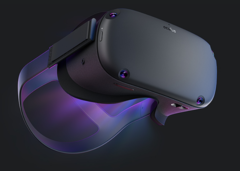 The Oculus Quest is powered by a Snapdragon 835. (Source: Oculus)