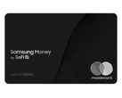The new Samsung Money card. (Source: Samsung)