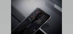 The Red Magic 5G Transparent Edition. (Source: Nubia)