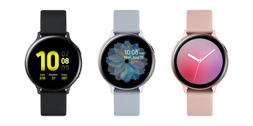 Samsung Galaxy Watch Active 2 Aluminum 40 mm (Source: Samsung Global Newsroom)