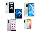 Camera Test: Xiaomi Mi Note 10 Lite vs. Huawei P40 Lite 5G vs. realme 6 Pro vs. Samsung Galaxy A71 vs. Redmi Note 9 Pro